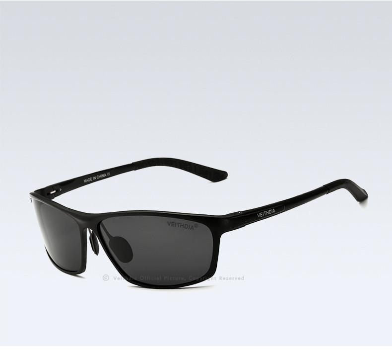 Aluminum Men's Polarized Sports Sunglasses - DealsBlast.com