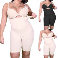 Seamless Women High Waist Slimming Tummy Body Shaper Shapewear