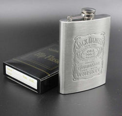 High Quality Stainless Steel Wine Whiskey Hip Flask Bottle Flagon Kettle Alcohol Flask Bottle Mug Gifts - DealsBlast.com