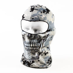 Beanie New Hot Sale 3d Skull Ski Hood Hat Balaclava Full Face Mask Outdoor Sports Bicycle Cycling Motorcycle Masks - DealsBlast.com
