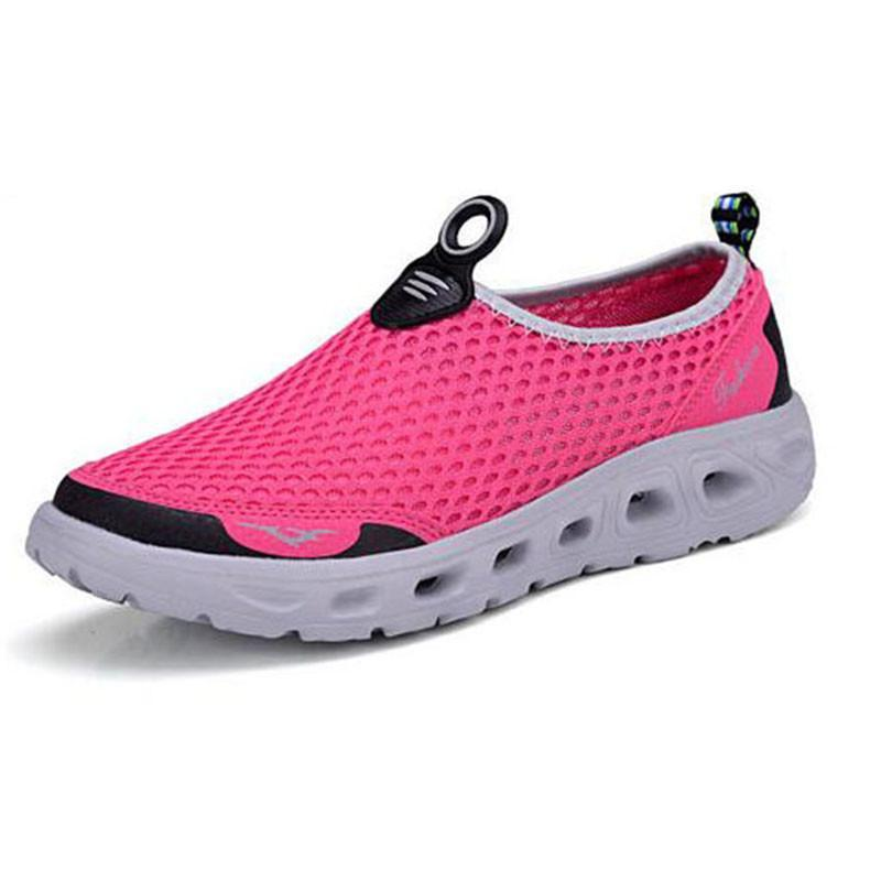 Large Size Breathable Running Shoes - DealsBlast.com