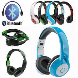 Wireless Bluetooth Earphone Headphone Stereo Deep Bass