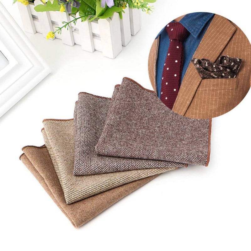 Men's Pocket Square Handkerchief For Party Wedding