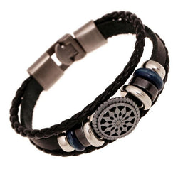 Bohemian Leather Bracelet - Deals Blast