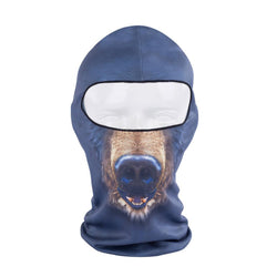 Hot Sale 3d Animal Active Outdoor Sports Bicycle Cycling Motorcycle Masks Ski Hood Hat Balaclava Full Face Mask - DealsBlast.com