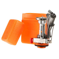 Outdoor Picnic Cooking Stove Super Lightweight Folding Camping Gas Stove Mini Pocket Cooking Burner - DealsBlast.com