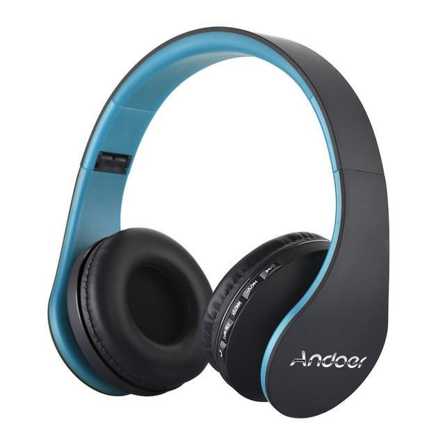 4 in 1 Stereo Wireless Bluetooth 4.1 + EDR Headphone - DealsBlast.com