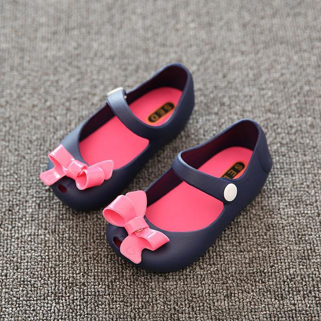 affacbf4f New Summer Children Shoes Girl Baby Jelly Mini Cute Girls Sandals kids  Shoes jelly shoes girls