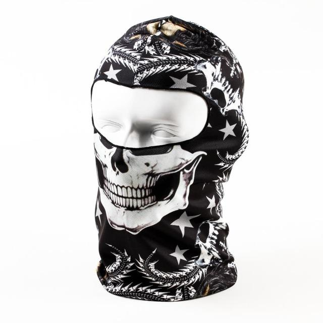 Animal Winter Hat Hot Sale 3d Skull Ski Hood Balaclava Full Face Mask Outdoor Sports Bicycle Cycling Motorcycle Masks - DealsBlast.com