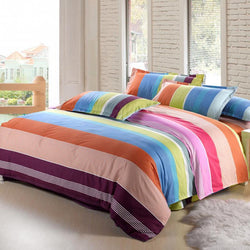 Comforter Bedding Sets Duvet Quilt Cover Pillowcase Decor Bedding set - Deals Blast