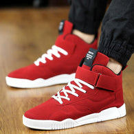 Men Shoes Trainers Leather Casual Boots - DealsBlast.com