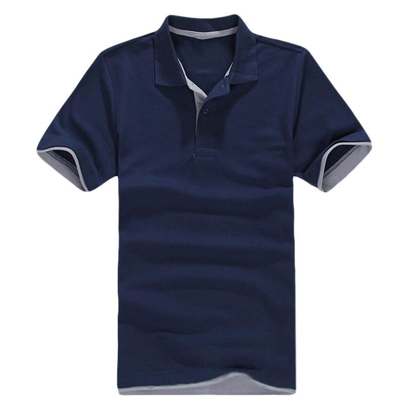 Slim Casual Cotton T-Shirts Men's Shirt - DealsBlast.com