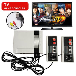 Classic Family TV Video Game Buit-in 500 Games with Double Hand Control - DealsBlast.com