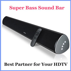 Hot Sell Newst Wireless Bluetooth Soundbar Speaker With Super Bass System For Home Theater - Deals Blast