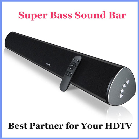 Hot Sell Newst Wireless Bluetooth Soundbar Speaker With Super Bass System For Home Theater