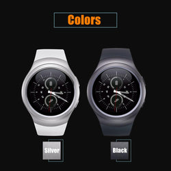 Smartwatch IPS Display  Monitor Sleep Tracker Pedometer T11 Nano SIM Card & Bluetooth - DealsBlast.com