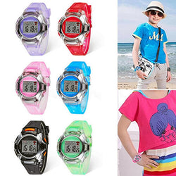 Fashion Brand Children Multifunction Waterproof Jelly Kids Electronic Digital Wrist Watch  For Boys Girls Students Gift - DealsBlast.com