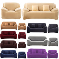 Flexible Stretch Sofa cover Big Elasticity Couch cover Loveseat sofa Funiture Cover Brief Design Machine Washable Sofa Slipcover - DealsBlast.com