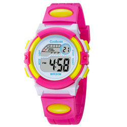 Sport Children Watches Electronic LED Digital Wrist Watch - DealsBlast.com