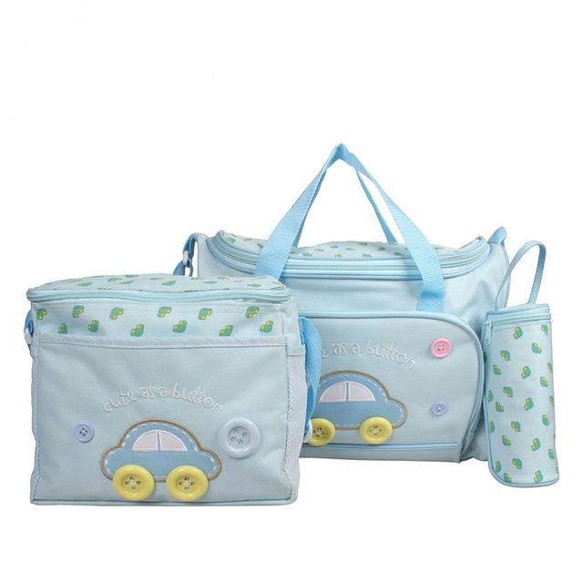 Baby Maternity Bags 3Pcs/Set Diaper Nappy Changing Bag - DealsBlast.com