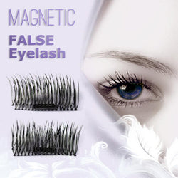1 Pair 9 Types 3D Magnetic False Eyelash - Deals Blast