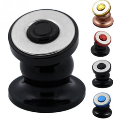 360 rotation Muti-functional magnet stand holder alloy car phone holder - DealsBlast.com