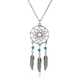 Dream Catcher Necklace - DealsBlast.com