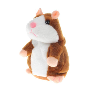 Lovely Talking Hamster Plush Toy - DealsBlast.com