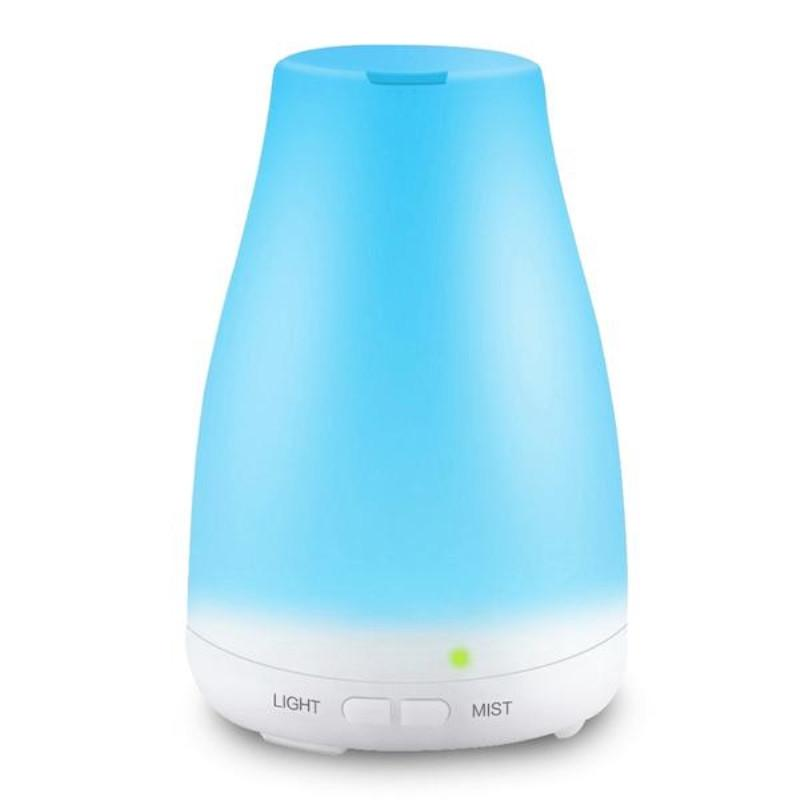 100ML Cool Mist Humidifier Oil Diffuser - DealsBlast.com