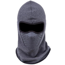 Dust-proof Cycling Face Mask Windproof Winter Warmer Fleece Bike Full Face Scarf Mask Neck Bicycle Snowboard Ski Men - DealsBlast.com