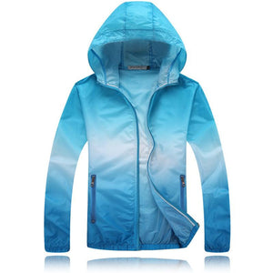Beach Clothes Anti UV Coat Outdoor Sun Protection Clothing Sunscreen Jacket - DealsBlast.com