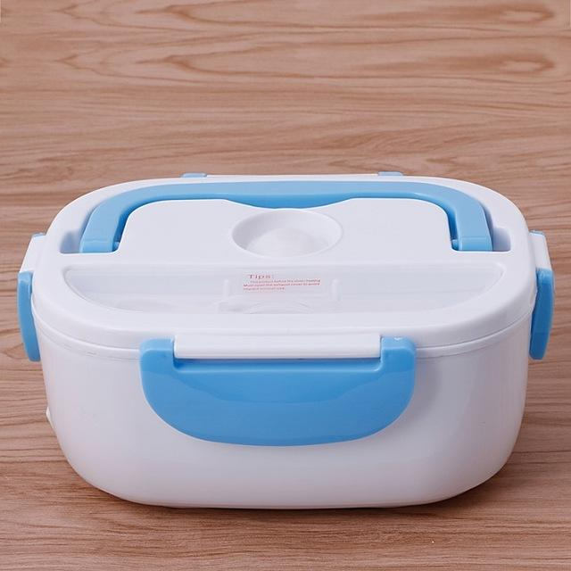3 color Electric 220V Portable Heated Lunch Food Warmer - DealsBlast.com