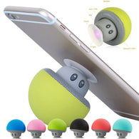 Musically Pop Phone Holder soporte speakers mp3 player bluetooth Little mushroom Stand for Xiaomi iPhone Samsung Huawei Socket - DealsBlast.com