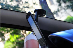 New 360 Degrees Suction Cup Car Holder Stand Bracket Universal Black - DealsBlast.com