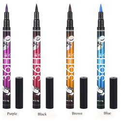 1Pc NEW Eyeliner Waterproof Liquid Makeup Beauty Cosmetic Pencil Pen Portable Hot Sale Liquid Eye liner