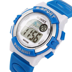 Sports Electronic Digital watch For Child Girl Boy