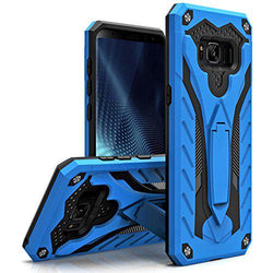 New Heavy Duty Hybrid Case for Iphone X 8 7 6s 6 5s Se Samsung Galaxy S7 Edge S8 Plus Note 8 Case Kickstand Cover Armor Man Back - DealsBlast.com