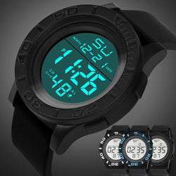 Kid Sport Waterproof LED Digital Wrist Watch Electronic Gift for Girls Boys - DealsBlast.com