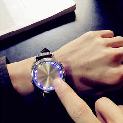 Electronic Colorful Watch for kids Gift Boy Girl Watches - DealsBlast.com