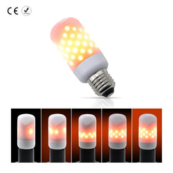 LED Flame Lamp Candle Bulb Christmas Decoration Flashing Lights - DealsBlast.com