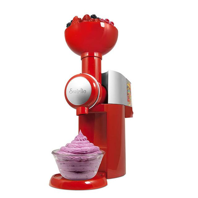 Automatic Frozen Fruit Dessert Machine Fruit Ice Cream Machine Maker Milkshake Machine 220V /110V - DealsBlast.com