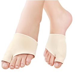 Pair of Hallux Valgus Splints Bunion Corrector Toes Protector Pain Relief Set - DealsBlast.com