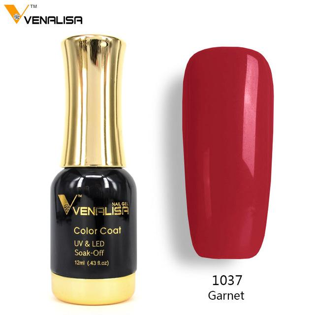 New Venalisa Nail Paint Gel 12ml 120 colors Gel Polish Nail Gel Soak Off UV Gel Polish Nail Lacquer Varnishes - DealsBlast.com