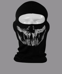 Time-limited Print Adult Beanie Hot Sale Soft Cycling Motorcycle Skull Mask Hap Balaclava Hood Full Neck Face Masks - DealsBlast.com