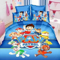 Superman Cartoon Bedding Set Printing Cama Minions Bedclothes Duvet Cover Bed Sheet Children Kids Bedding Sets American Boy gife