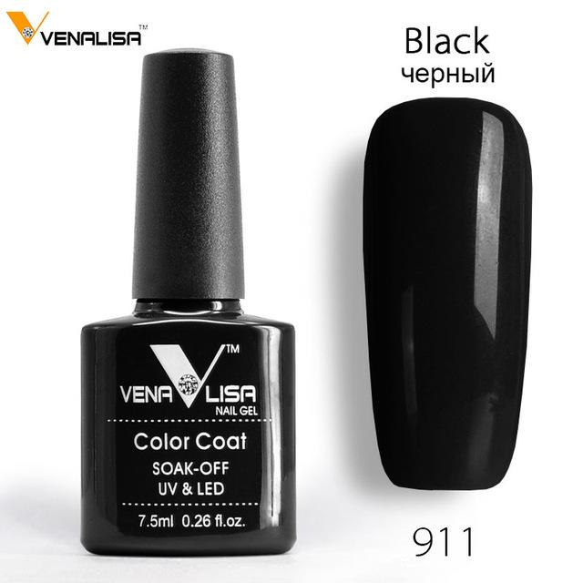 60 Color Nail art beauty DIY nail paint design Gel uv led 7.5ml nail art Enamel gel nails polish uv varnish lacquer gel - DealsBlast.com