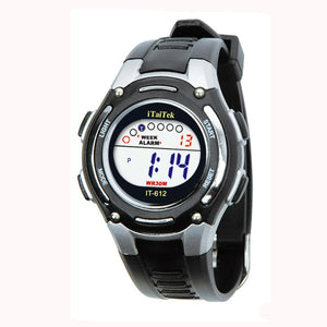 New Arrival 5 Colors Sports Watch Children Boys Girls Kids Students Swimming Sports Digital Waterproof Wrist Watch