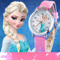 Princess Fashion Children Watches