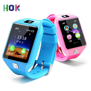 Smart Watch DZ09 Support SIM TF Cards For Android IOS Phone Children Camera Women Bluetooth Watch With Retail Box Russia