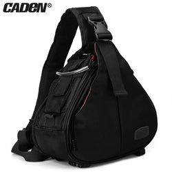 DSLR Camera Sling Bag Digital Photo bag shoulder waterproof backpack padded insert case bag with Rain Cover for Canon Sony